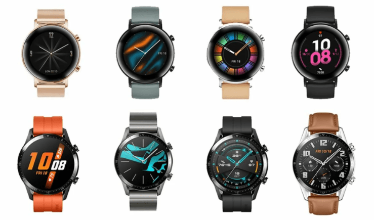Huawei Watch GT2 - краткий обзор умных часов