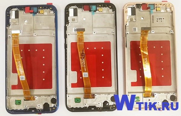 замена экрана смартфон Huawei P20 Lite